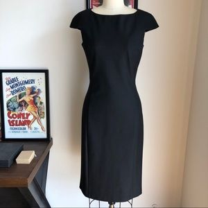 United Colors of Benetton classic black dress